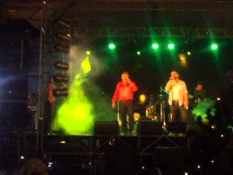 SHOW THOMAS E PIERRE EM FLOREAL -SP MUSICA