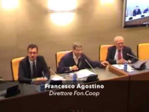 Il Decennale di Fon.Coop. Il dialogo Agostino, Ruffino, Venturi