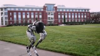Video Cassie - Next Generation Robot MP3, 3GP, MP4, WEBM, AVI, FLV Februari 2018