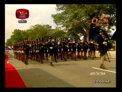64th National Independence Day Celebration Of Sri Lanka Live From Anuradhapura Part 08