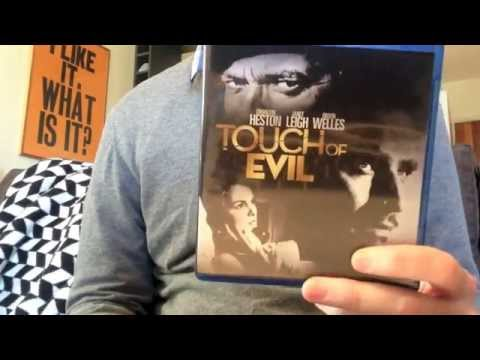 Touch Of Evil Blu-ray US Vs UK Comparison