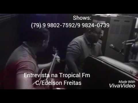 Paulo Sppolary / Entrevista na Tropical FM Em Simão Dias.