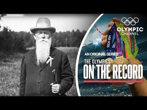 Who Is The Oldest Olympian Ever? | Olympics On The Record