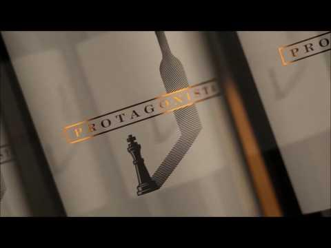 Protagonista Wine Label Video