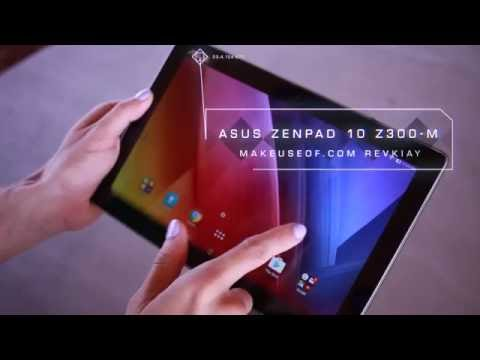 Asus Zenpad 10 Z300M Review