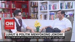Video Luhut & Politik Menyokong Jokowi - AFD Now MP3, 3GP, MP4, WEBM, AVI, FLV Desember 2018