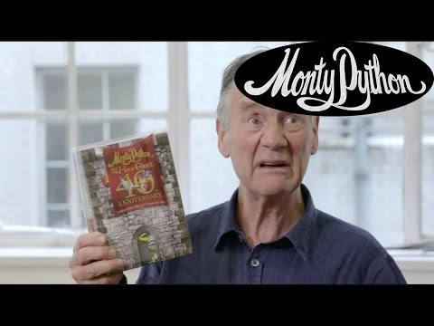'Holy Grail' 40th Anniversary Limited Edition Castle Gift Set - Michael Palin Promo