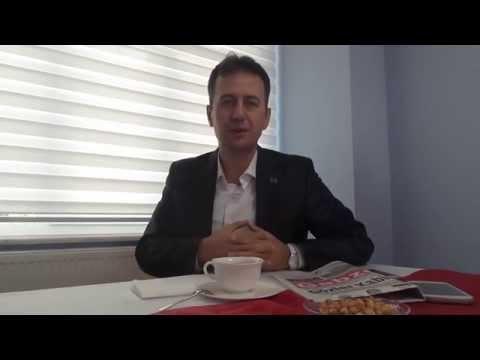 GTÜ Rektörü ile canlı röportaj