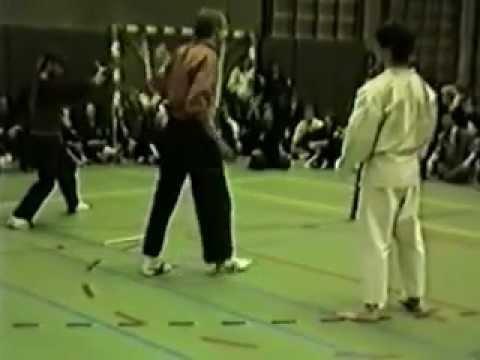 Pencak Silat VS Karate Kyokushinkai