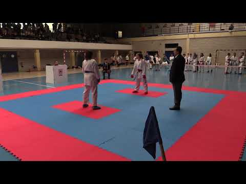 JDN Kumite Cadete_Juvenil Huarte 061019 Video 3