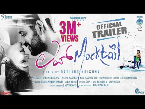 Love Mocktail - Official Trailer | Darling Krishna | Milana Nagaraj | Raghu Dixit | Sri Crazymindzz