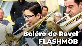 Download Lagu RAVEL'S BOLERO, amazing FLASHMOB! (Spain) Mp3