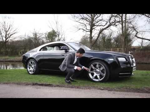 2014 Rolls Royce Wraith by Lord Aleem