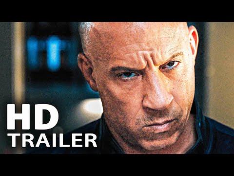 FAST AND FURIOUS 9 Trailer Deutsch German (2021)