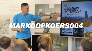 Video ROTTERDAM MARATHON TIPS | KATJA | HOUTHAKKEN | MarkoOpKoers 004 MP3, 3GP, MP4, WEBM, AVI, FLV Oktober 2017