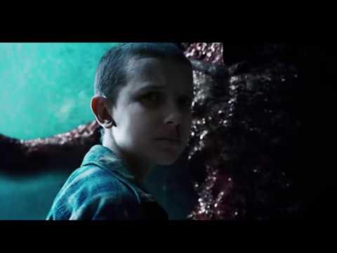 Stranger Things- Eleven Kills the Monster(Goodbye Mike)(HD)--(Season 1) Ep. 8-CLIP