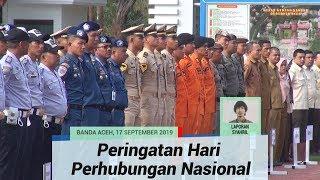 Dinas Perhubungan Aceh Peringati Hari Perhubungan Nasional