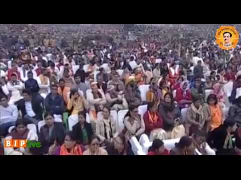 Shri Amit Shah's speech in Parivartan Rally, Lucknow: 02.01.2017