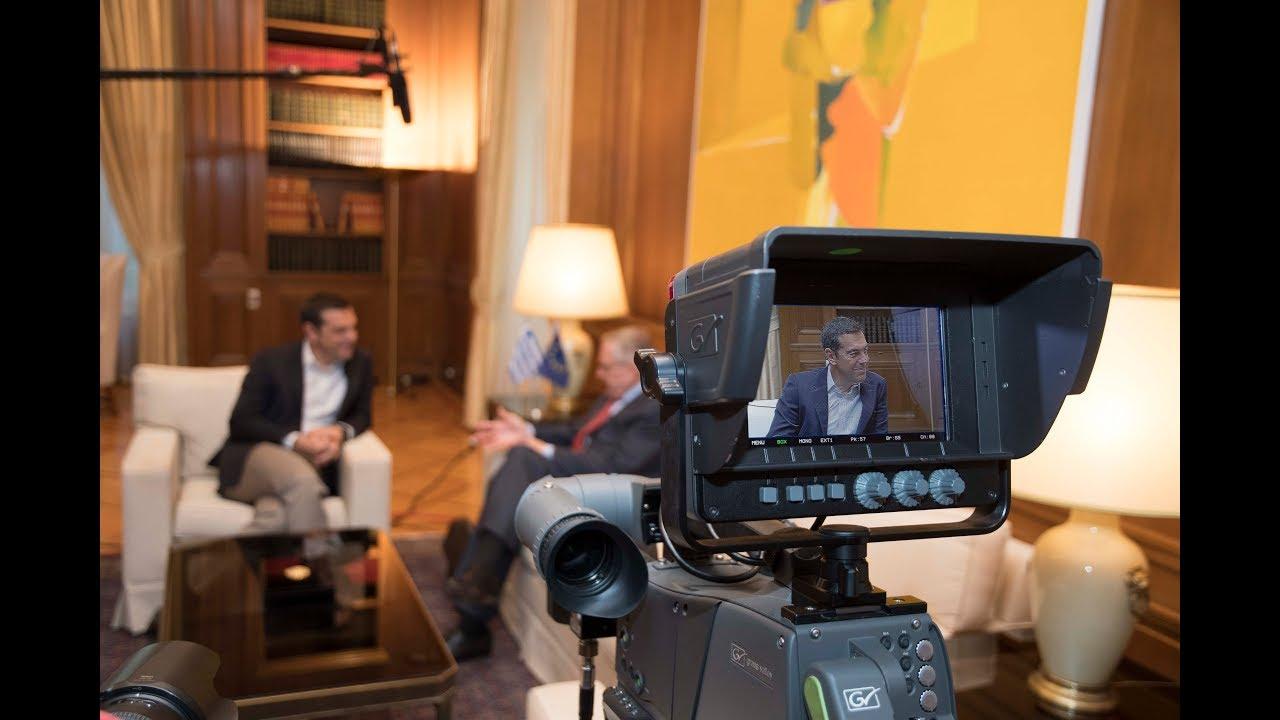 Συνάντηση με τον Διευθύνοντα Σύμβουλο του ESM Κλάους Ρέγκλινγκ