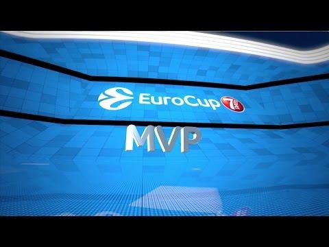 7DAYS EuroCup Round 3 MVP: Jacob Pullen, Khimki Moscow Region