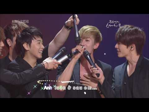[Vietsub] 100724 Good Person – Super Junior