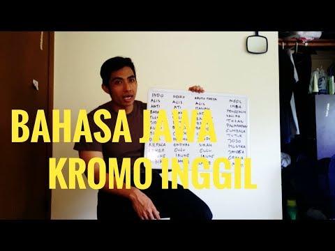 Download Video BELAJAR BAHASA JAWA NGOKO SAMPE KROMO INGGIL