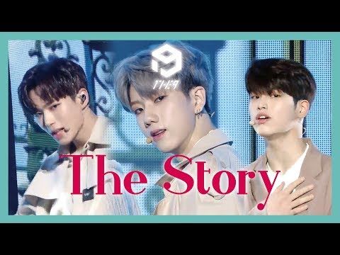 [Debut  Stage] 1THE9 - The Story ,  원더나인 - 우리들의 이야  기 Show Music Core 20190413