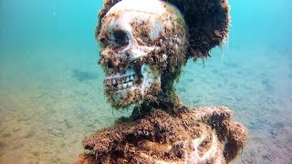 Video The 7 Creepiest Things Found Underwater MP3, 3GP, MP4, WEBM, AVI, FLV Juli 2018