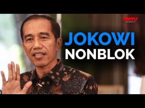 Jokowi Nonblok