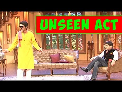 Sunil Grover aka Gutthi fights with Kapil Sharma