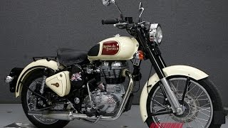 7. 2014 ROYAL ENFIELD BULLET C5 CLASSIC  - National Powersports Distributors