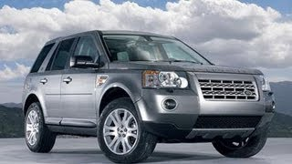 2008 Land Rover LR2 - Drive Line Review - CAR And DRIVER