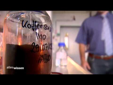 Gift statt Koffein?  Entkoffeinierten Kaffee kann Dichlormethan enthalten!