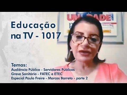 Luta dos servidores públicos pelo seus direitos | FATECs em greve | Trajetória de Paulo Freire