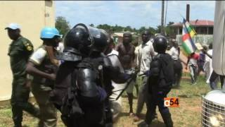 VOA's Esther Githui-Ewart enewed violence has rocked the Central African Republic despite efforts by the new government to bring peace and reconciliation ...