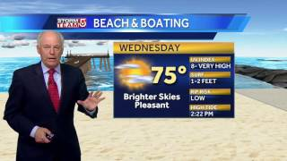 It will still be cool tonight, but the warm weather is making a comeback.Subscribe to WCVB on YouTube for more: http://bit.ly/2526UpSGet more Boston news: http://www.wcvb.comLike us: https://www.facebook.com/wcvb5Follow us: https://twitter.com/WCVBGoogle+: https://plus.google.com/+wcvb