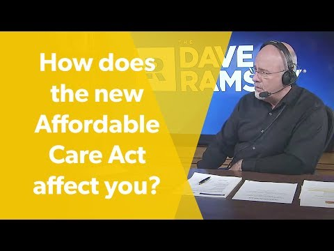 Dave - Dave breaks down the possible effects of President Obama's signature healthcare legislation. ☆ FREE money tools and forms: http://daveramsey.com/tools ☆ Dail...