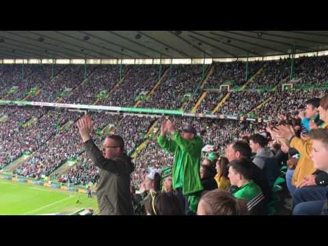 Celtic V Hearts [2-0] League Trophy Day - 21/05/17
