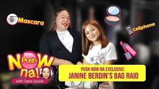 Video Push Now Na Exclusive: Janine Berdin Bag Raid MP3, 3GP, MP4, WEBM, AVI, FLV Juni 2018