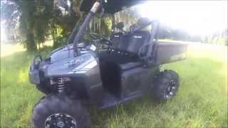8. 2012 Polaris Ranger 800 XP