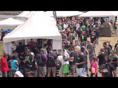 2014 HIGH TIMES Michigan Medical Cannabis Cup: Saturday Highlights