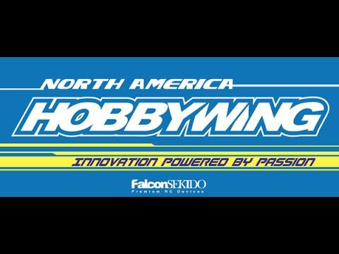 Hobbywing program box and esc firmware updates vid