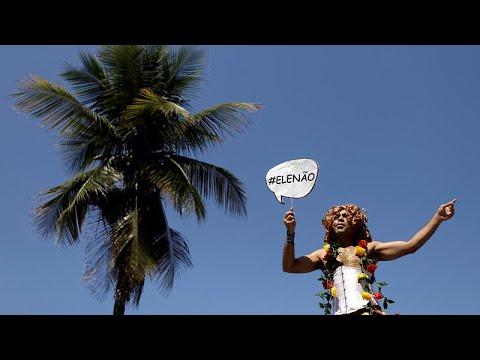 Βραζιλία: Πολιτικά μηνύματα από το Gay Pride