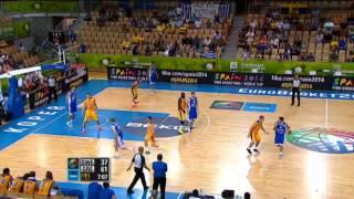 Highlights Sweden-Greece EuroBasket 2013