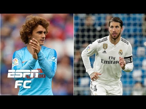 Will Griezmann End Up At Manchester United? Is Sergio Ramos Leaving Real Madrid? | Transfer Rater