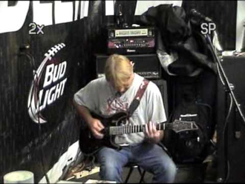 Mr. Scary (performed by Phillip Baker) by Dokken