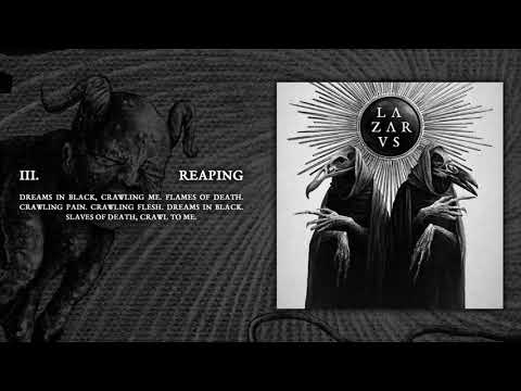 LAZARVS - REAPING (Official Audio)