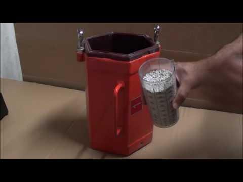 Vidéo3 tribofinition ebavurage polissage pièces horlogères centrifugeuse satellitaire