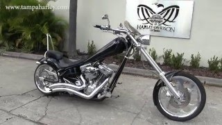 4. Used 2008 American Ironhorse Texas Chopper