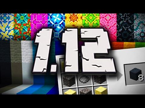 MINECRAFT 1.12 PIERWSZY SNAPSHOT! - CO NOWEGO?